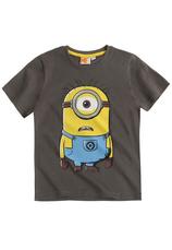 Minions® Tricou Gri 6-12 ani