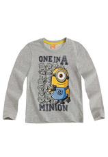 Minions® Bluza Gri