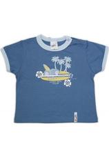 Tricou baieti 68-98 Albastru