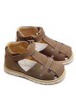 Sandale piele Avus Cafeniu
