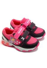 Wink® Pantofi sport LED Negru