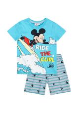 Mickey® Pijama vara Turcoaz