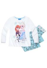Frozen® Pijama Alb-Turcoaz