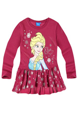 Frozen® Bluza tunica Bordo