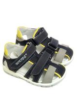 Hokide® Sandale piele Gri