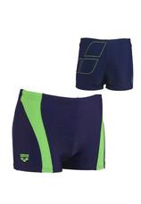 Arena® B Colorblock Jr Boxer Bleumarin