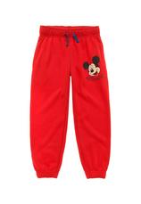 Mickey® Pantaloni trening flausati Rosu