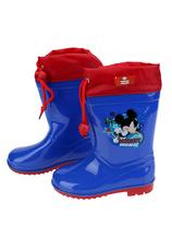 Mickey® Cizme cauciuc Albastru