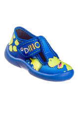 3F® Sandale Dino Albastru