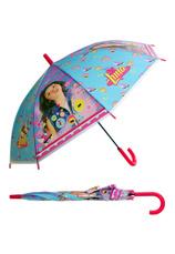 Soy Luna® umbrela automata Multicolor Turcoaz