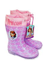 Sofia the First® Cizme cauciuc Mov