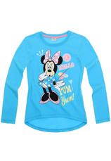 Minnie® Bluza (2-8 ani) Turcoaz