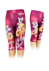 My Little Pony® Leggins 3/4 Violet