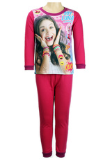 Soy Luna® Pijama Fuxia