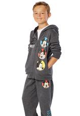 Mickey® Trening flausat gri