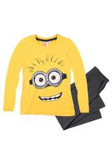 Minions® Pijama (6-12 ani) Galben