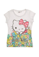 Hello Kitty® Tricou Alb 1281993