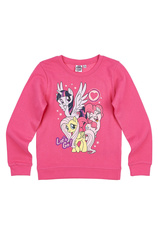 My Little Pony® Bluza flausata Fuxia