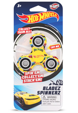Hot Wheels® Fidget Spinner Galben