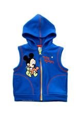 Mickey® Vesta baby fliss (62-86) Albastru