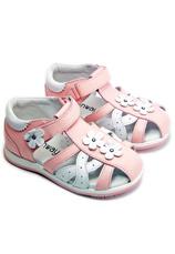 Sunway® Sandale piele Roz-Alb