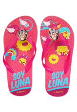 Soy Luna® Slapi plaja Roz print