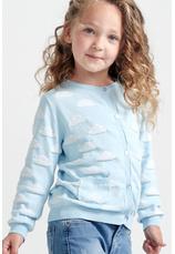 Sugar Squad® Cardigan tricotat Bleu