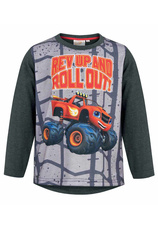 Blaze and the Monster Machines® Bluza Antracit 23771
