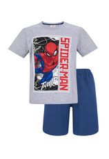 Spiderman® Pijama vara Gri 1734042