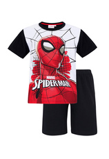 Spiderman® Pijama vara negru mix 1734043