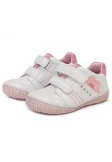D.D.Step® Pantofi sport piele Alb 36702