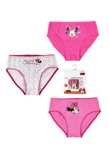 Minnie® Set 3 Chiloti Multicolor 118942