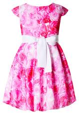 Emma® Rochie eleganta Areta ciclam 106457