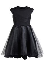 Al-Da® Rochie eleganta Luna Neagra