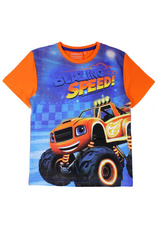 Blaze and the Monster Machines® Tricou Oranj 2020181