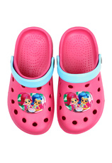 Shimmer and Shine® Saboti tip Crocs Ciclam 8704662