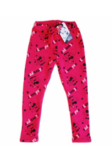 Minnie® Leggins flausati fuxia 825653