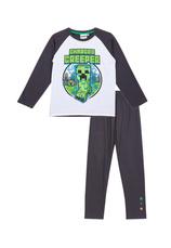 Minecraft® Pijama Gri mix 52631