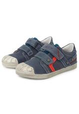 D.D.Step® Pantofi sport piele Albastri 435017
