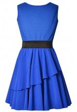 Emma® Rochie eleganta Dream albastra 106233