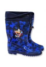 Mickey® Cizme cauciuc albastru-bleumarin 8605502
