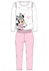 Minnie® Pijama alb-roz 634541