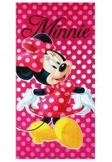 Minnie® Prosop plaja roz 306011