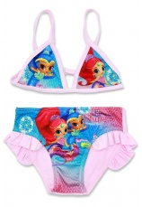 Shimmer and Shine® Costum de baie roz 60761