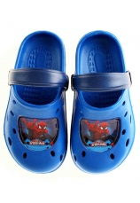 Spider-Man® Saboti tip Crocs albastri 8702181