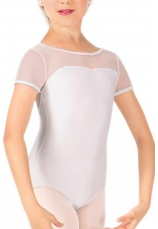 Body gimnastica & dans Alb Spandex 1102