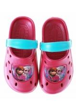 Frozen® Saboti tip Crocs Fuxia 702272