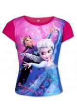 Frozen® Tricou Fuxia 46422