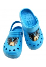 Mickey® Saboti tip Crocs albastri 597841