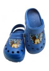 Mickey® Saboti tip Crocs bleumarin 597842